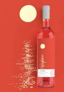 Amalagos Ploes - Rose - halbtrocken - 750ml