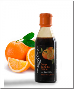 Papadeas messino - Balsamico creme - Orange - 250ml
