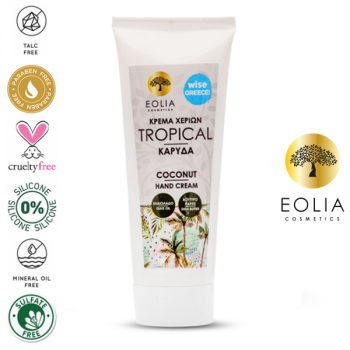 Handcreme Tropical Kokosnuss - Handcream Tropical Coconut