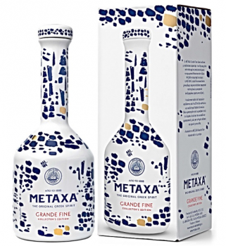 Metaxa Grande Fine Collector´s Edition - 700ml - 40% vol.
