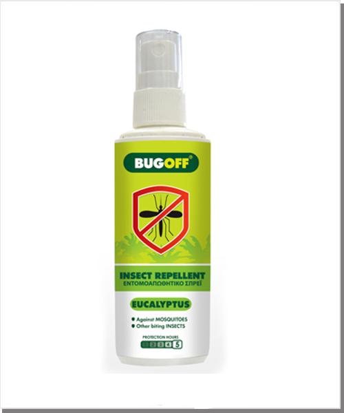 herbolive bugoff eukalyptus insektenschutz hautspray ihr portal f r produkte aus korfu und. Black Bedroom Furniture Sets. Home Design Ideas