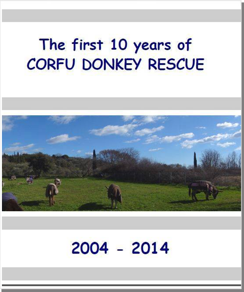 The first 10 years Corfu Donkey Rescue